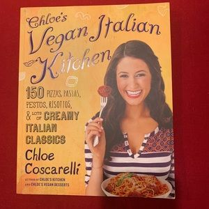 Other - Chloe's Vegan Italian Cookbook